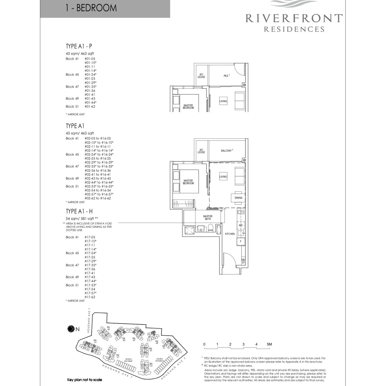 riverfront-residences-floorplan-1bedroom-a1