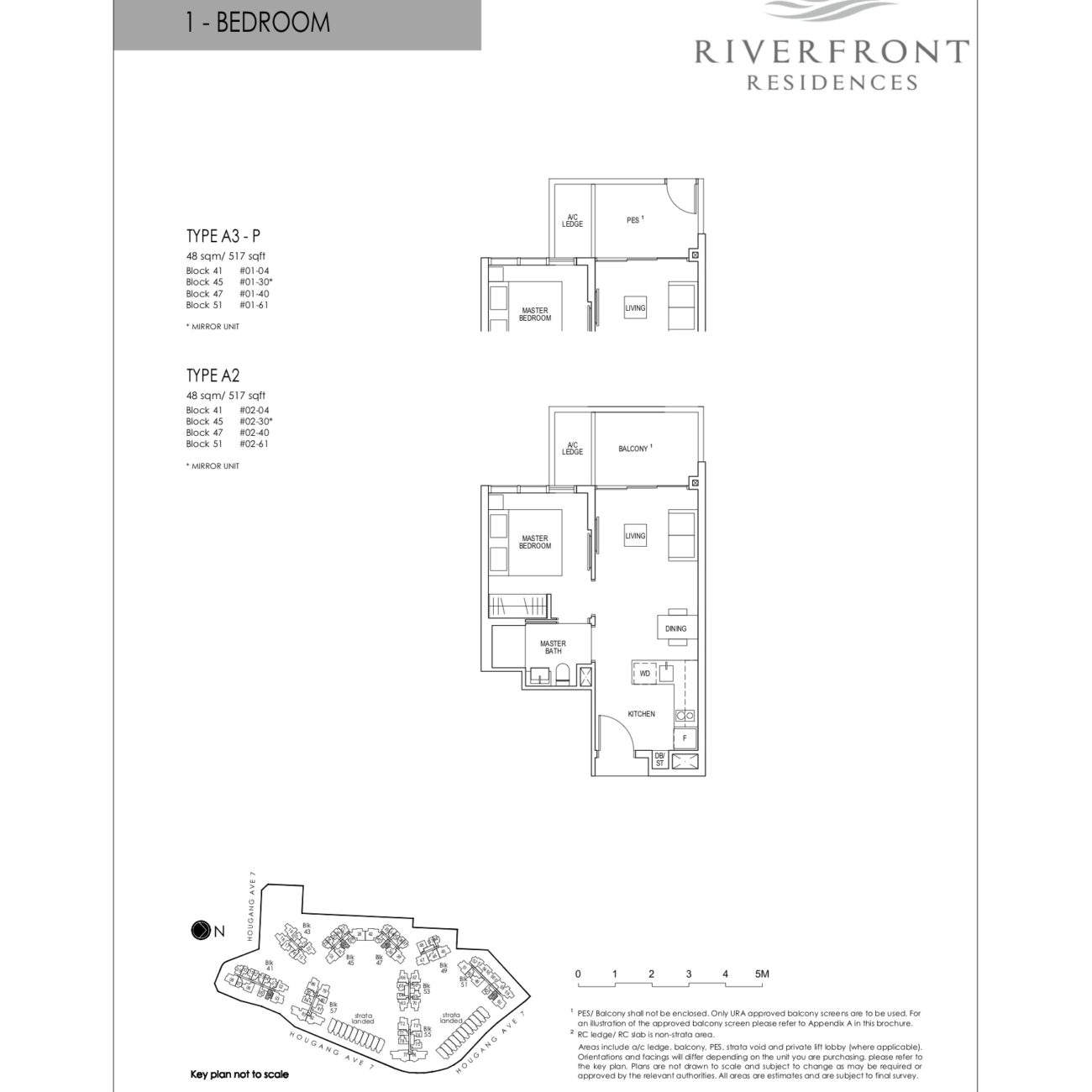 riverfront-residences-floorplan-1bedroom-a2