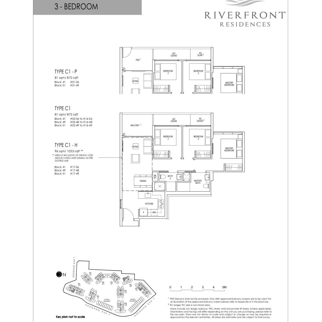 riverfront-residences-floorplan-3bedroom-c1