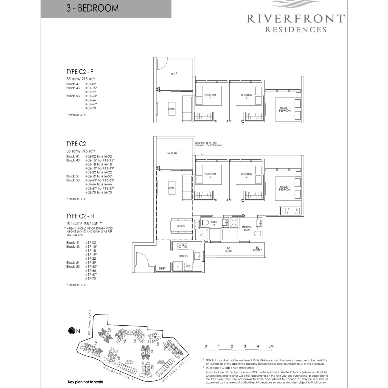 riverfront-residences-floorplan-3bedroom-c2