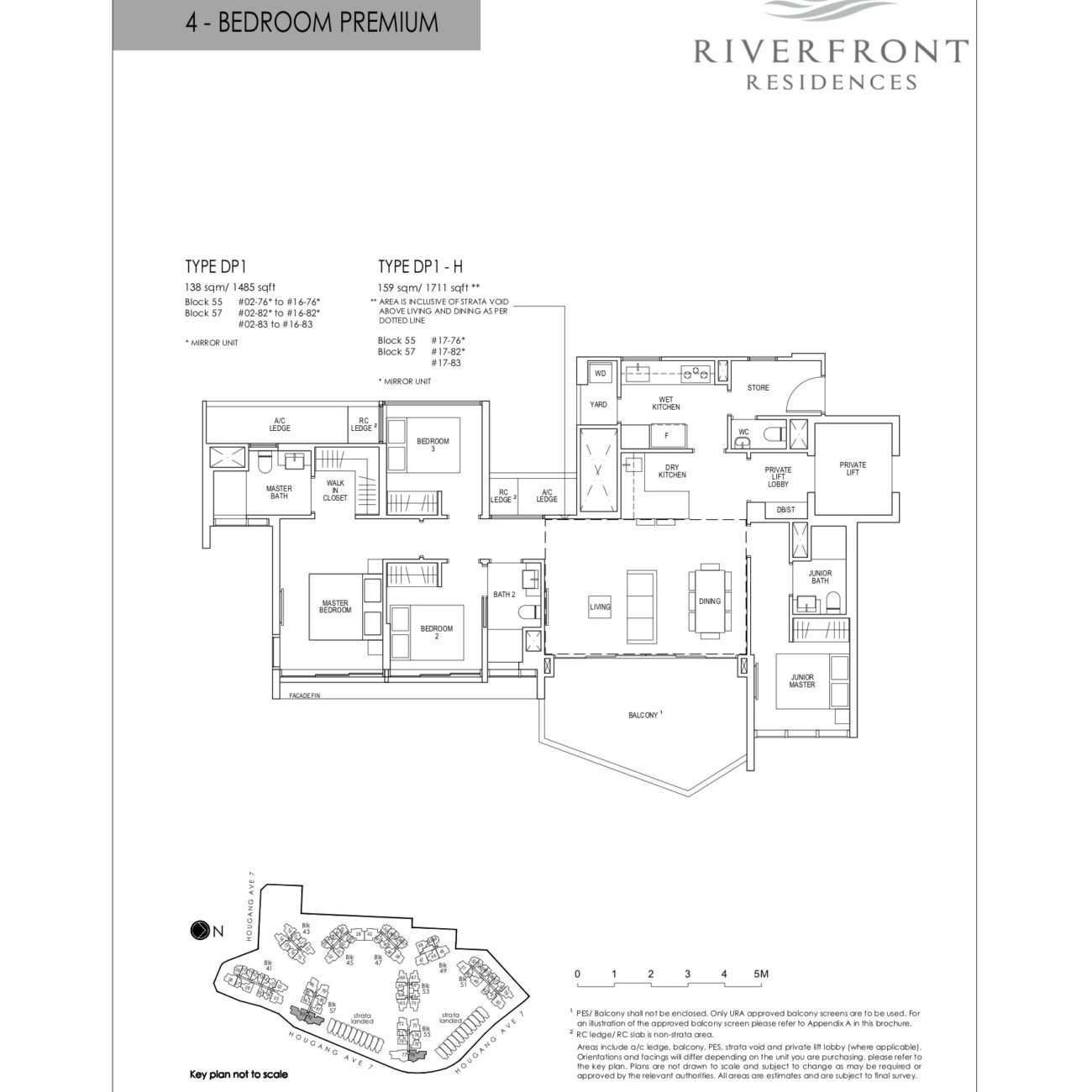 riverfront-residences-floorplan-4bedroom-premium