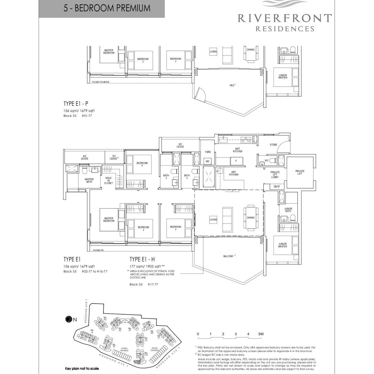 riverfront-residences-floorplan-5bedroom-e1
